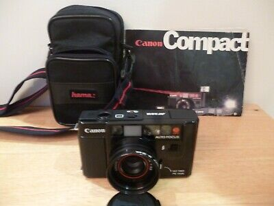 Canon AF35M Auto Focus Compact 35mm Camera  38mm f2.8 Lens