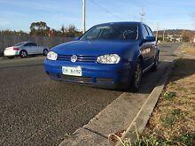 Golf GTI MK4 160k kms, 12 moths rego New Town Hobart City Preview
