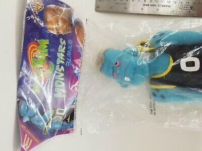 Mcdonalds Halloween Movie (MONSTARS BLANKO Space Jam Stuffed Plush Toy McDonald Sealed Looney Tunes)