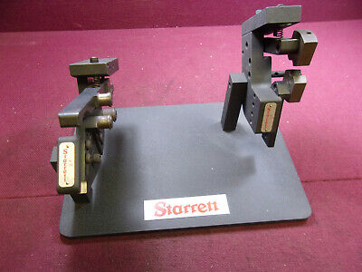 Starrett Test Plate Stand For 1130 Or 1135 Thread Gage Loc7407