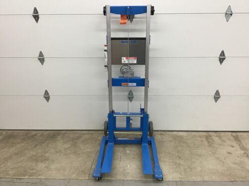 GENIE - GL-4 STR Manual Straddle Stacker 500 lb Load Capacity