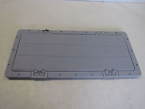 TEMPRESS GREY HATCH DOOR 30 5/8 & Boat Hatch Door | eBay