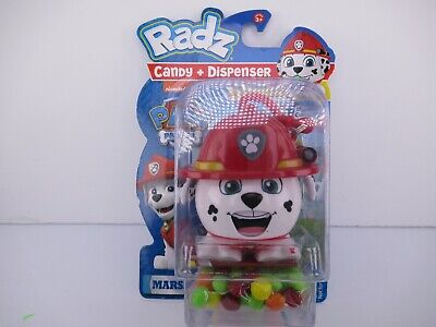 Characters In Paw Patrol (RADZ PAW PATROL CANDY AND DISPENSER 3 IN 1- MARSHALL)