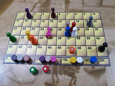 New Magnetic Scoring Track For Board And Card Games  Azul  Gloomhaven