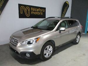 2015 Subaru Outback 2.5i SHOWROOM CONDITION!!!