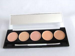 w7 Camouflage Kit Cream Makeup Concealer Abdeckcreme Palette NEU Foundation