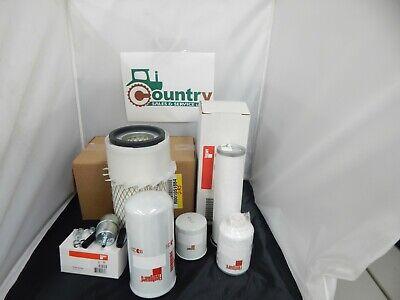 Filter Kit Fits New Holland Lx465 Lx485 Lx565 Lx665 L465 L565 Ls140 Skid Steer