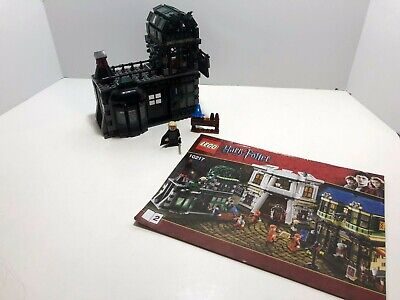 LEGO Harry Potter: Borgin and Burkes ONLY from Diagon Alley 10217 (2011)