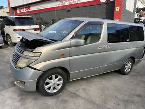 Nissan Elgrand e51 wrecking parts 2004 Elgrand v6 Kingswood Penrith Area Preview