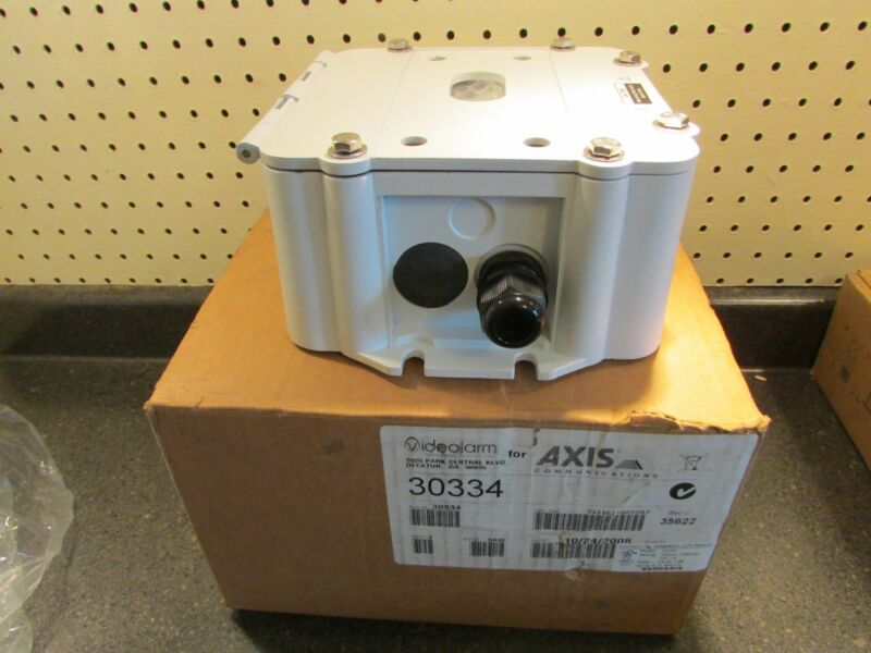 Axis Communications Videolarm Model 30334.