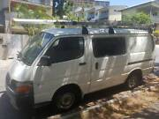 2004 Toyota Hiace Van/Minivan SWB Toowong Brisbane North West Preview