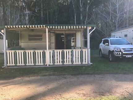 On-site Caravan Annexe Holiday Cabin Tomakin NSW Tomakin Eurobodalla Area Preview