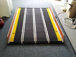 All purpose Ramp .Folding Length 120cm W X 80cm Folded 23cm Epping Whittlesea Area Preview
