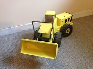 Tonka Mighty Front Loader No.3920, articulated truck 1960's