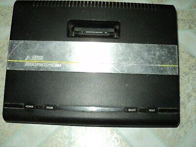 Atari 7800 Console System Only READ DESCRIPTION