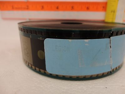 Legion 35mm Movie Trailer Scope Legion Preview Film Cell Collectibles - Halloween Trailer