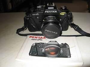 Pentax Super A1 35mm camera Blackheath Blue Mountains Preview