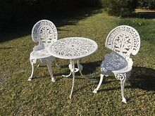 Outdoor setting antique style South Wentworthville Parramatta Area Preview