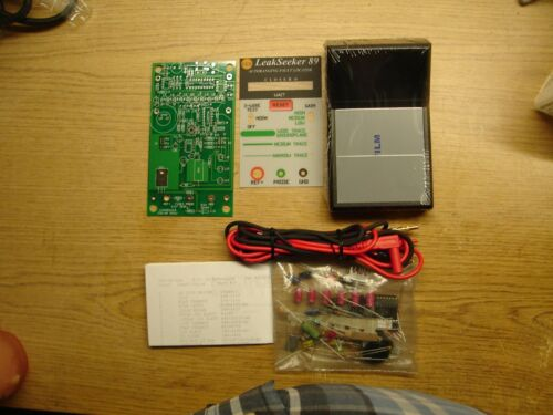 EDS-89 LeakSeeker Complete Kit Electronic Design Specialists