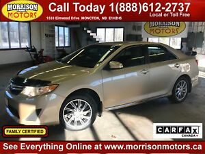 2012 Toyota Camry LE Plus! Navigation!! Heated Seats!!