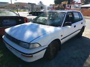 94 Toyota Corolla parts or entire car Maddington Gosnells Area Preview