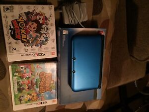 3ds xl + more