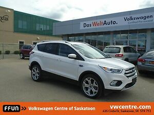 2017 Ford Escape Titanium BACK UP CAMERA, BLUETOOTH, REMOTE E...