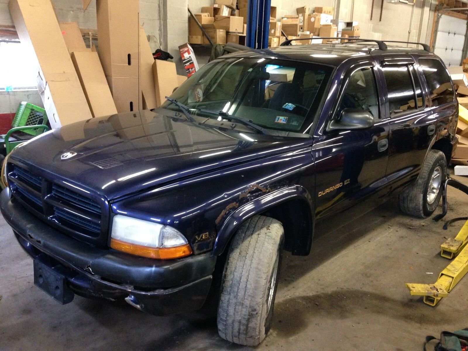 Used Dodge Durango Mouldings and Trim for Sale