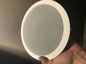 Precision wall speakers