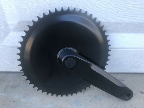 StarTrac Spin Bike Right Sided Crank Arm with Chain Sprocket