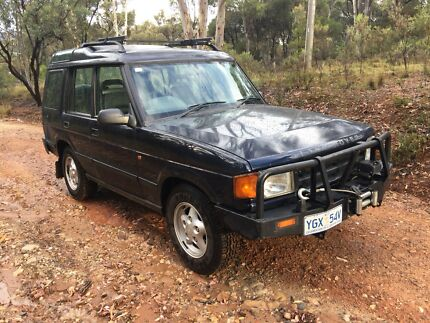 Land Rover Discovery 4x4 V8