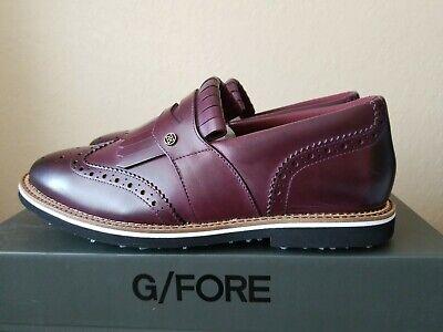 G/Fore Brogue Kiltie Cruiser Golf Shoes Bubba Watson Cordova MF18EF15 Mens Sz 11