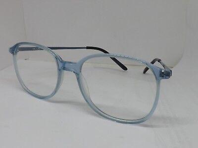 Gestell für Optische Brille Frames Lunettes Brillen Ce Mann Frau Großartig Blau