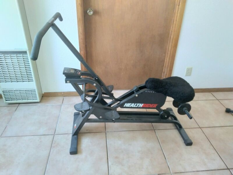 HealthRider Total Body Workout Machine