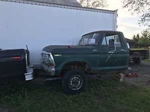 1979 Ford F-150 parts