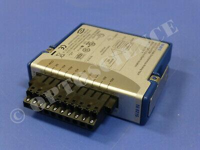 National Instruments Ni 9215 Cdaq Analog Input Module Simultaneous Sampling