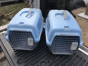 2 small cages