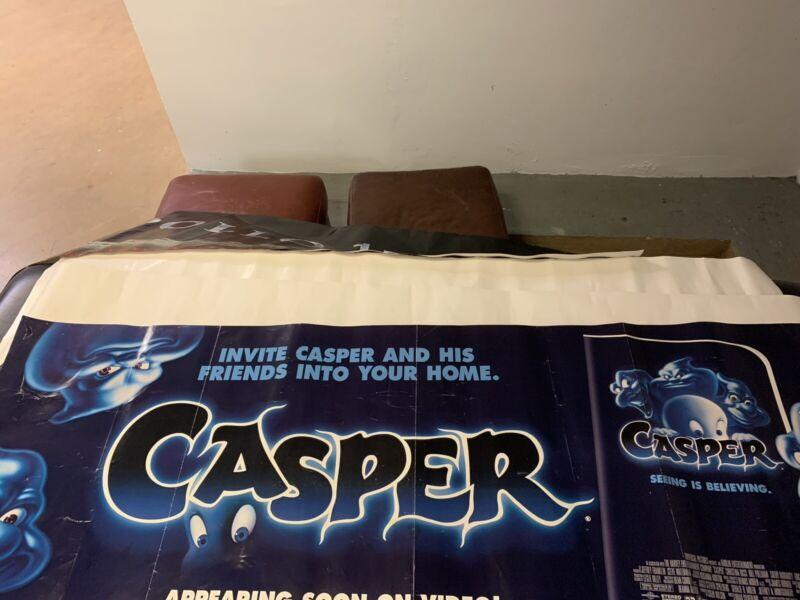 Casper Banner And Poster