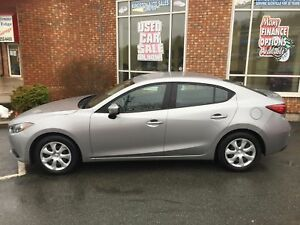 2015 Mazda Mazda3 GX-SKY w/ Air, Power Group, Bluetooth