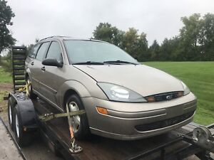 2003 Ford Focus Station Wagon Low mileage