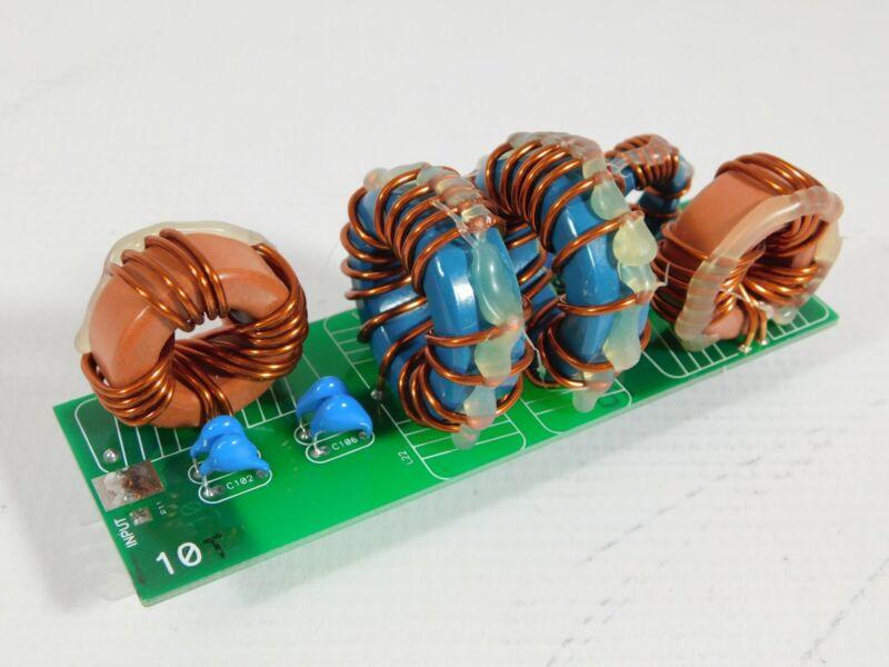 Hamation Ham Radio 10-Meter Cauer Bandpass Filter Module (good condition)