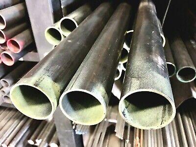 Chrome-moly Chromoly 4130 Round Steel Tube- 1.00od X .058 Wall X 24