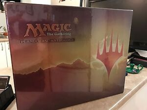 Magic Planechase Anthology  New Sealed