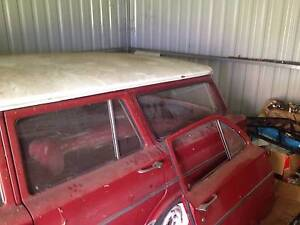 1964  Eh Wagon Leichhardt Ipswich City Preview