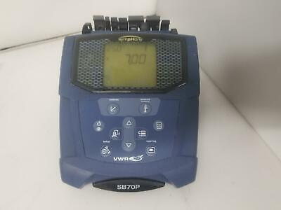 Vwr Sb70p Symphony Ph Meter No Power Adapter