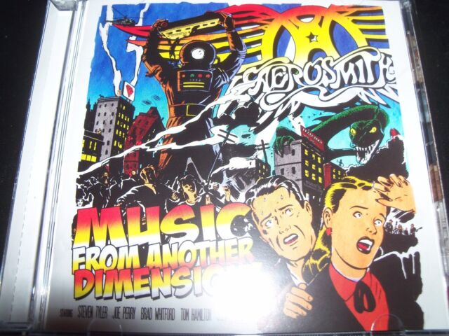 Aerosmith Music From Another Dimension (Australia) CD - New