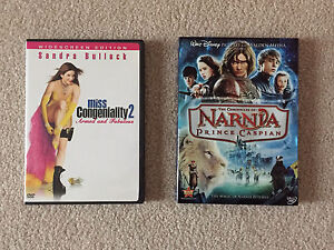 5 DVDs & 1 Blue-ray