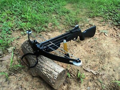 WT-VADER repeating  Crossbow 4 projectiles , steel balls, arrows,bolts