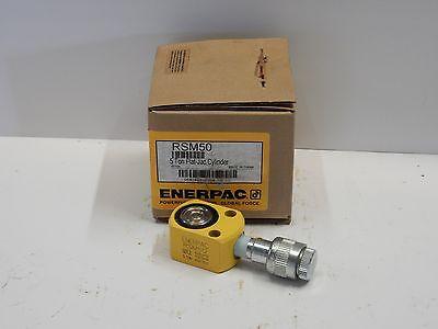 Enerpac Rsm-50 Hydraulic Cylinder 5 Ton .25 Stroke 10000 Psi New