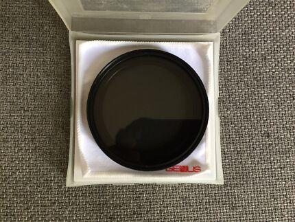 Genus Fader Filter 72mm